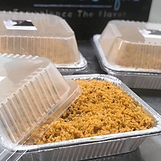 Rice  w Pigeon Peas /  Arroz con Gandules