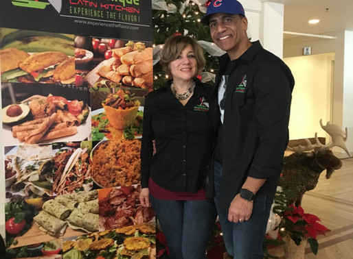 Happy Holidays from BeaUnique Latin Kitchen