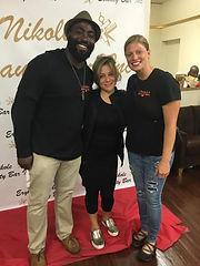 Terrance Duke & Wife with Bea