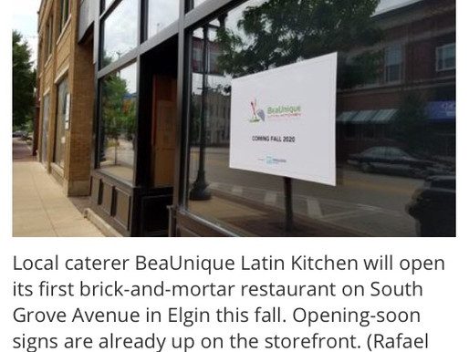 Not an ideal time to open a new brick-and-mortar stores. These downtown Elgin businesses are trying.