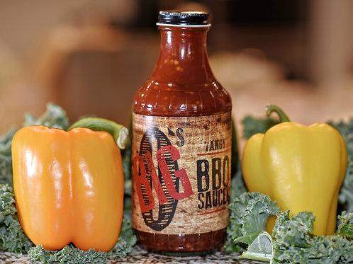 Big O's Tangy Barbecue Sauce, 16 oz