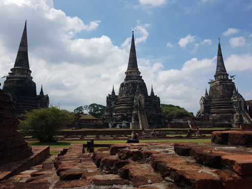 Ayutthaya: Temple Hopping in the Ancient City