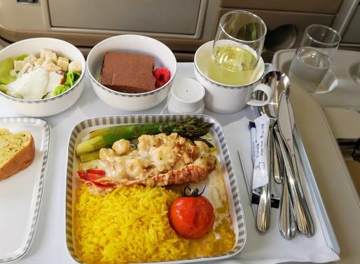 Trip to Bangkok: Airport Lounges & Flights