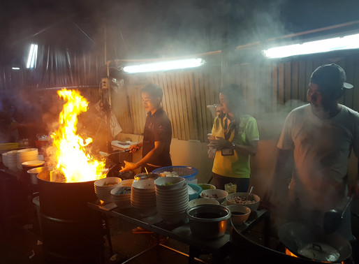 Bangkok: Midnight Food Tour by Tuk Tuk