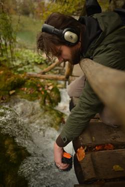 Nature recording - Plitvice