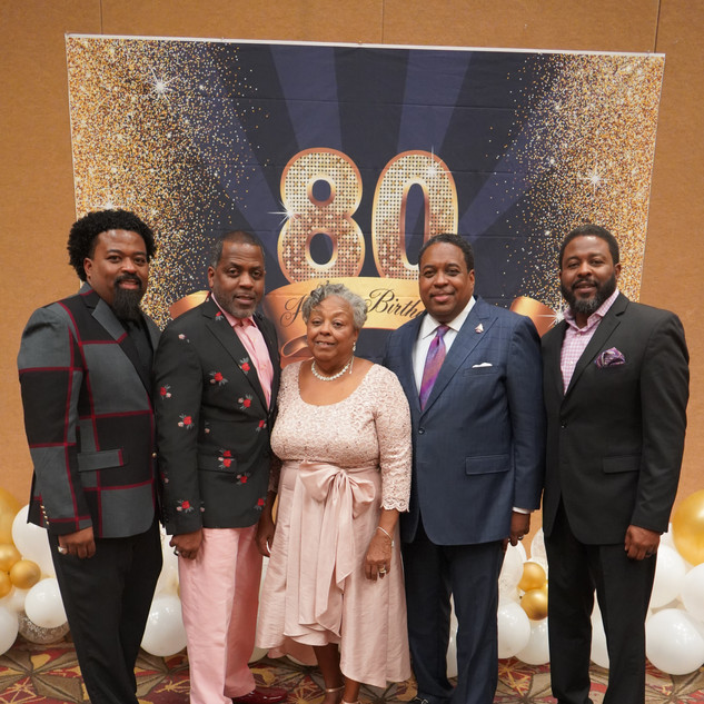 80th Birthday Party