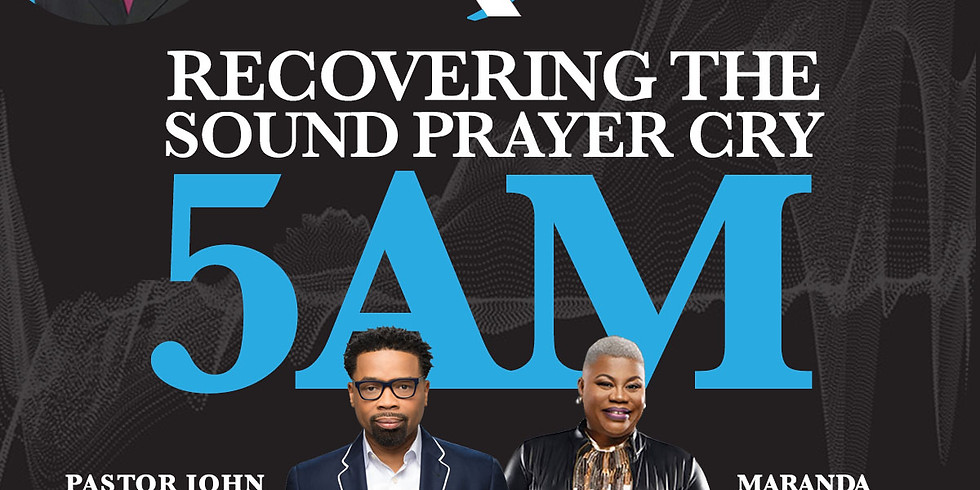 Recovering the Sound Prayer Cry