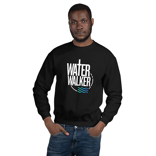 Black Water Walker Crewneck
