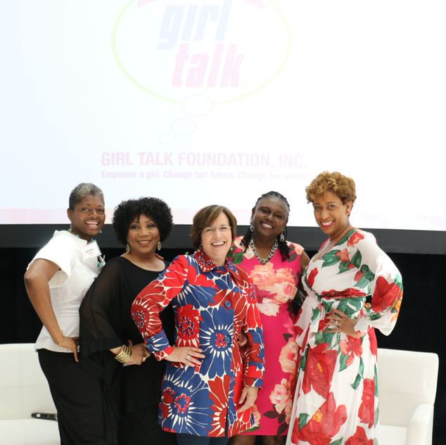 Girl Talk Event