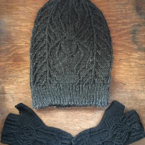 Rebekah Hat and Gloves
