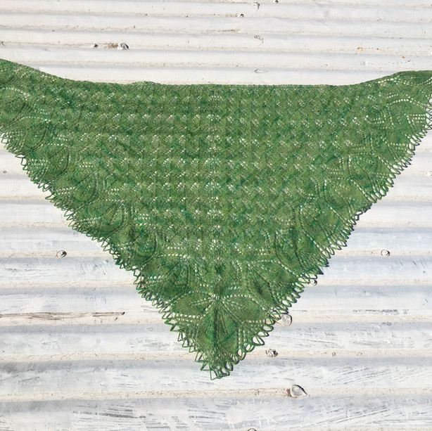 Rebekah Wilce Shawl 1
