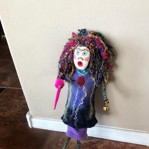 Falma Moye Doll