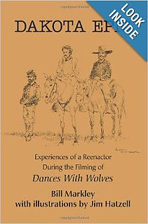 Dances With Wolves Filming