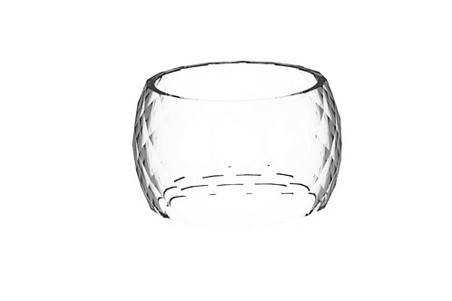Aspire Odan 5ml Replacement Glass