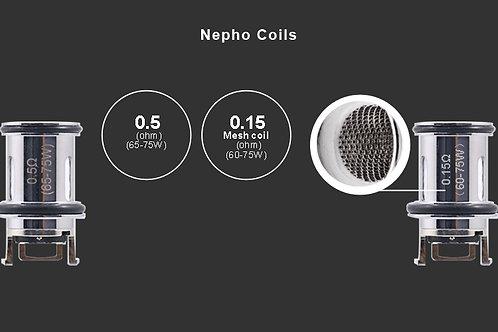 Nepho Coils