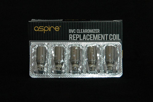 Aspire BVC Clearomizer Replacement Coil One coil only