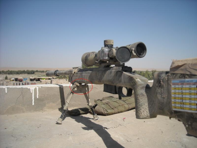USMC M40-A3