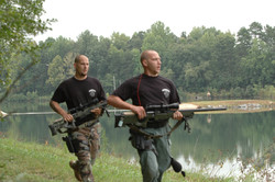 Gastonia Sniper Comp. 256