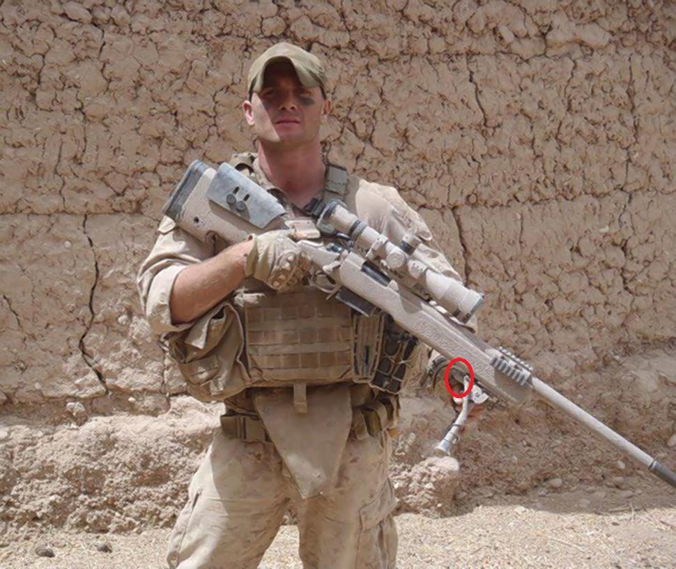 Pod-Loc USMC Iraq