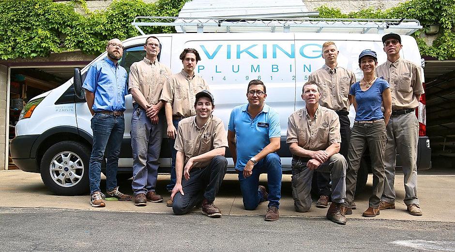 Plumber, Milwaukee Plumber, Viking Plumbing