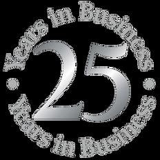 25 Years In Business, Plumber, Viking Plumbing
