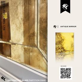 GLASS LABEL | Antique Mirror