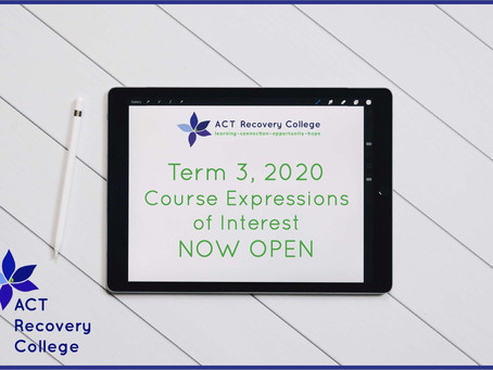 Term 3 Expressions of Interest - Now Open