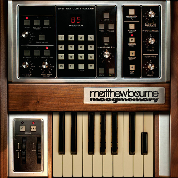 Matthew Bourne / Moogmemory