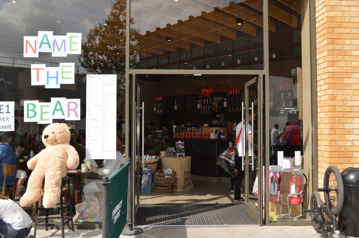 Store looking good & Welcoming