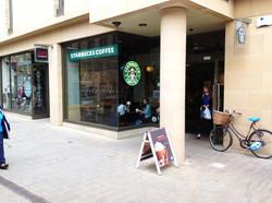 Cambridge, Christs Lane Store