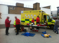 CFRs are ready for fun day!