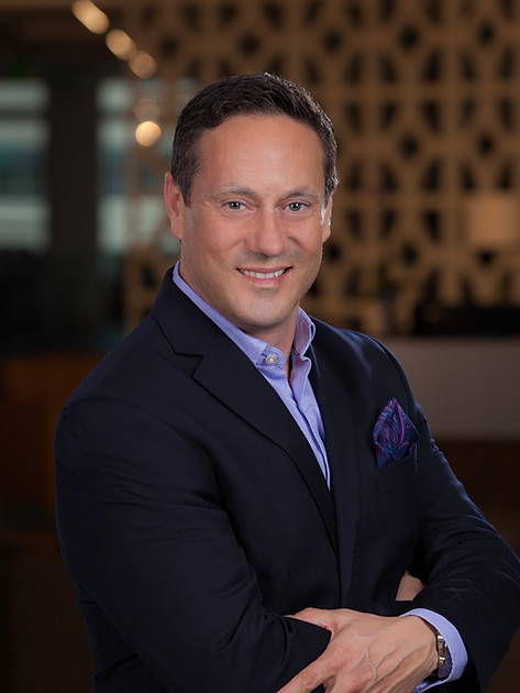 Revenue Management Vice President Headshot