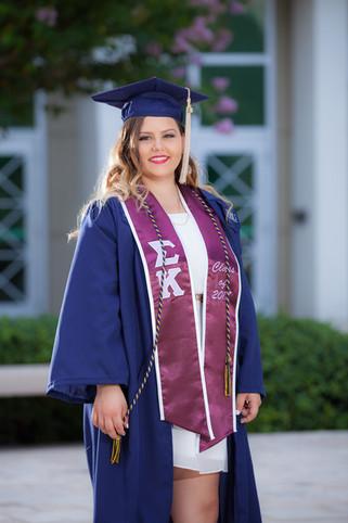 FAU Graduation Portrait