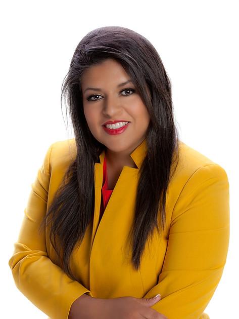 Latina of the year magazine headshot
