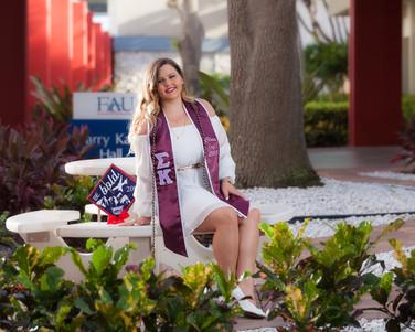 FAU Graduate Portrait