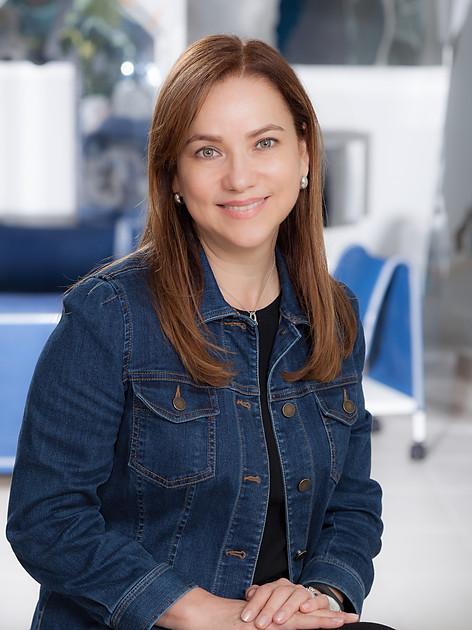 Marketing Coordinator Executive Portrait