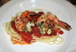 shrimp michelina