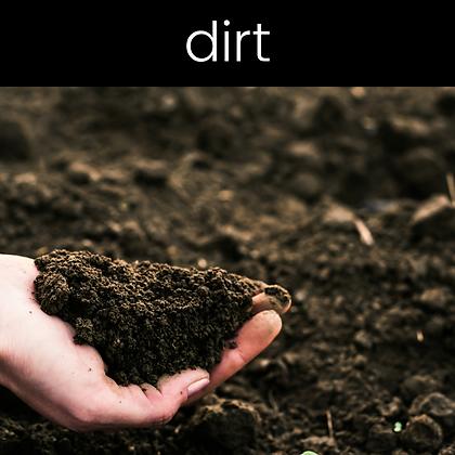 Dirt Wax Melts