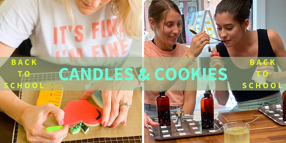 CANDLES & COOKIES