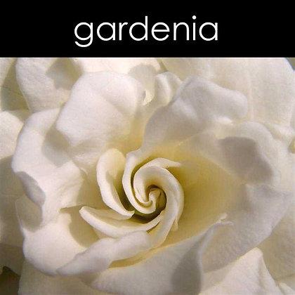 Gardenia Candle - 8 oz White Tumbler