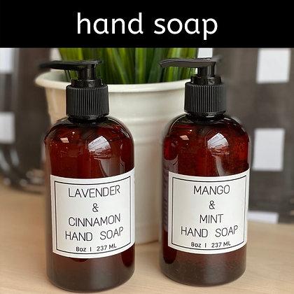 Nurturing Hand Soap
