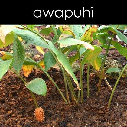 Awapuhi Candle - 8 oz White Tumbler