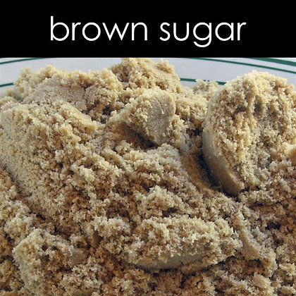 Brown Sugar Candle - 8 oz White Tumbler