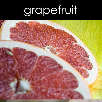 Grapefruit Candle - 8 oz White Tumbler