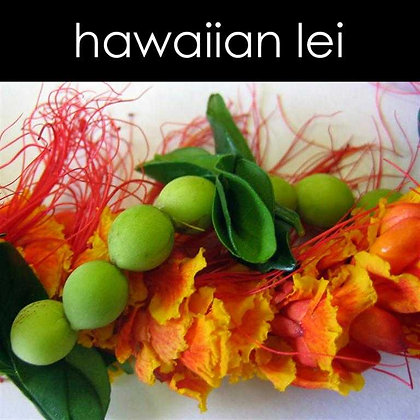 Hawaiian Lei Wax Melts