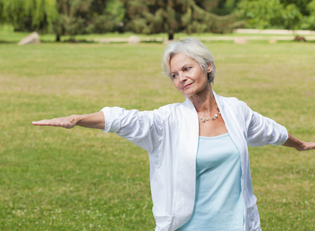 The Benefits Of Tai Chi For Elderly