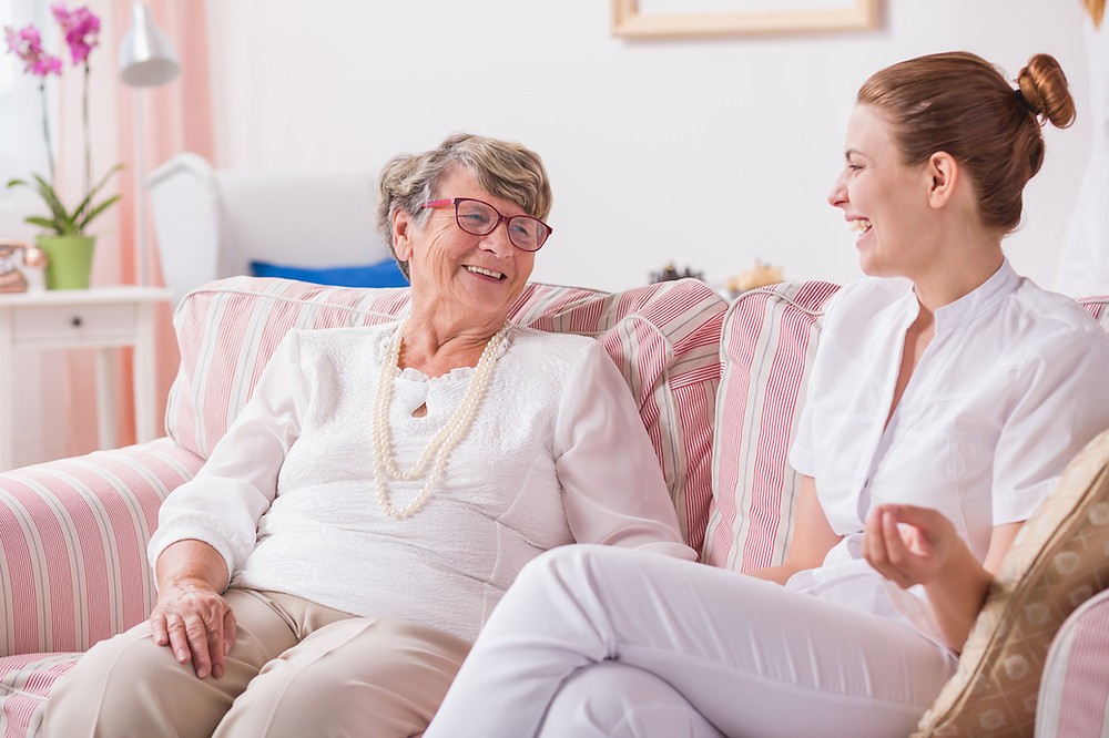 Live-in Care or Care Home? | Access Care Live-in Care Agency