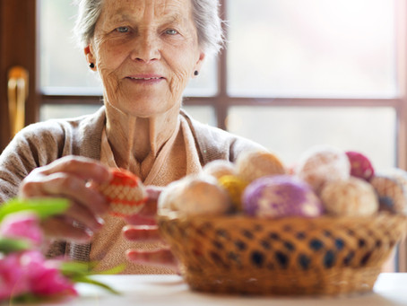 Easter Activities For People With Dementia