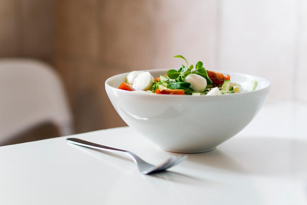 English garden salad recipe | Access Care Live-in Care