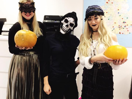Happy Halloween from Access Care!